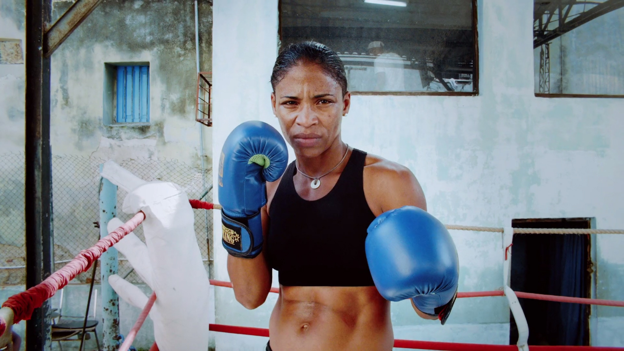 Namibia — Cuba's female boxing revolution